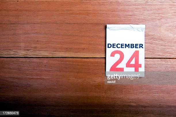 Calendar Dec24th