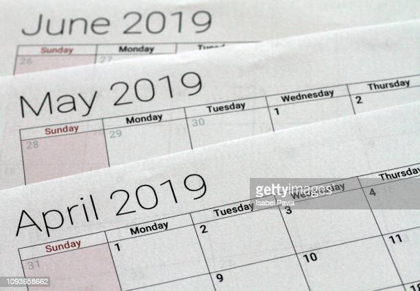 calendar folders - may stock pictures, royalty-free photos & images