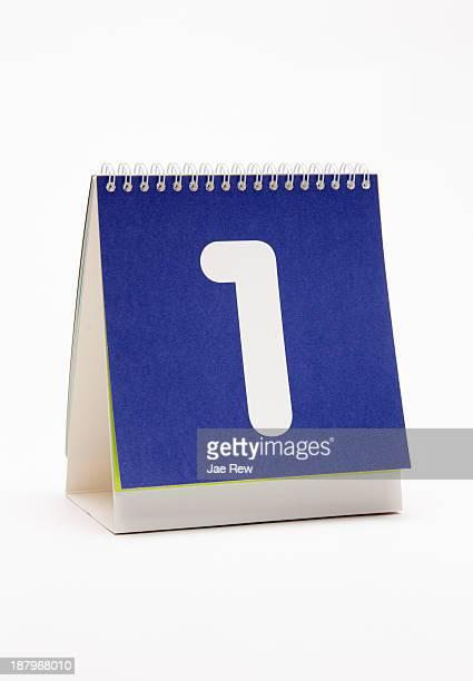 Calendar, Number
