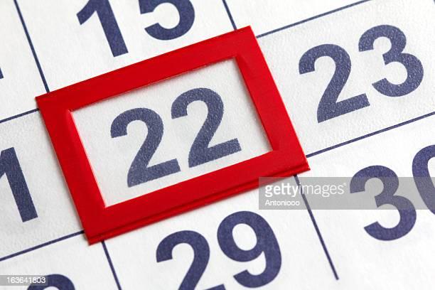 calendário - 20 anos - fotografias e filmes do acervo