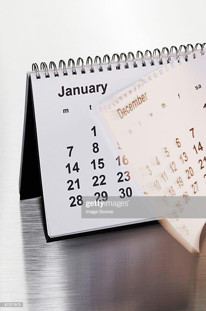 Calendar : Stock Photo