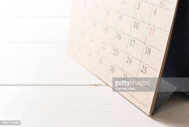 calendar. - week stock pictures, royalty-free photos & images