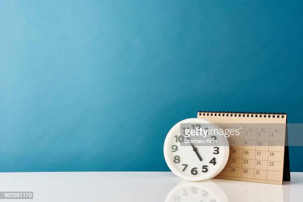 calendar. - clock stock pictures, royalty-free photos & images