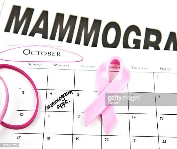 Calendar Series Breast Cancer Awareness Month