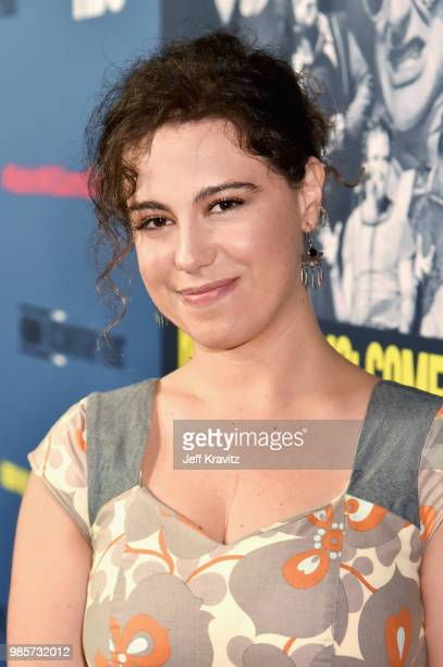 Caley Leigh Chase attends the Los Angeles Premiere of Robin Williams Come Inside My Mind from HBO on June 27 2018 in Hollywood California