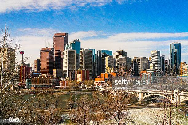 Calgary, Canada Cityscape