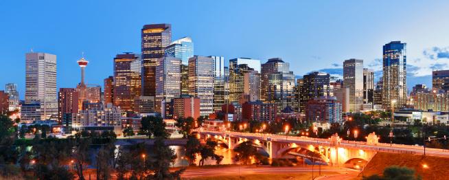 Calgary Skyline 108203745