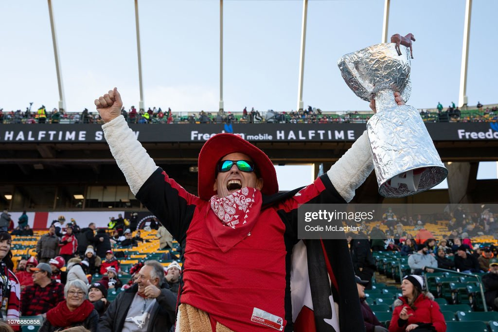 106th Grey Cup Championship Game : News Photo