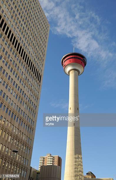 Calgary tower, Alberta,Canada