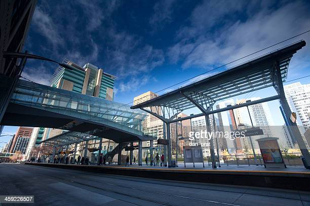 Calgary Transit Station