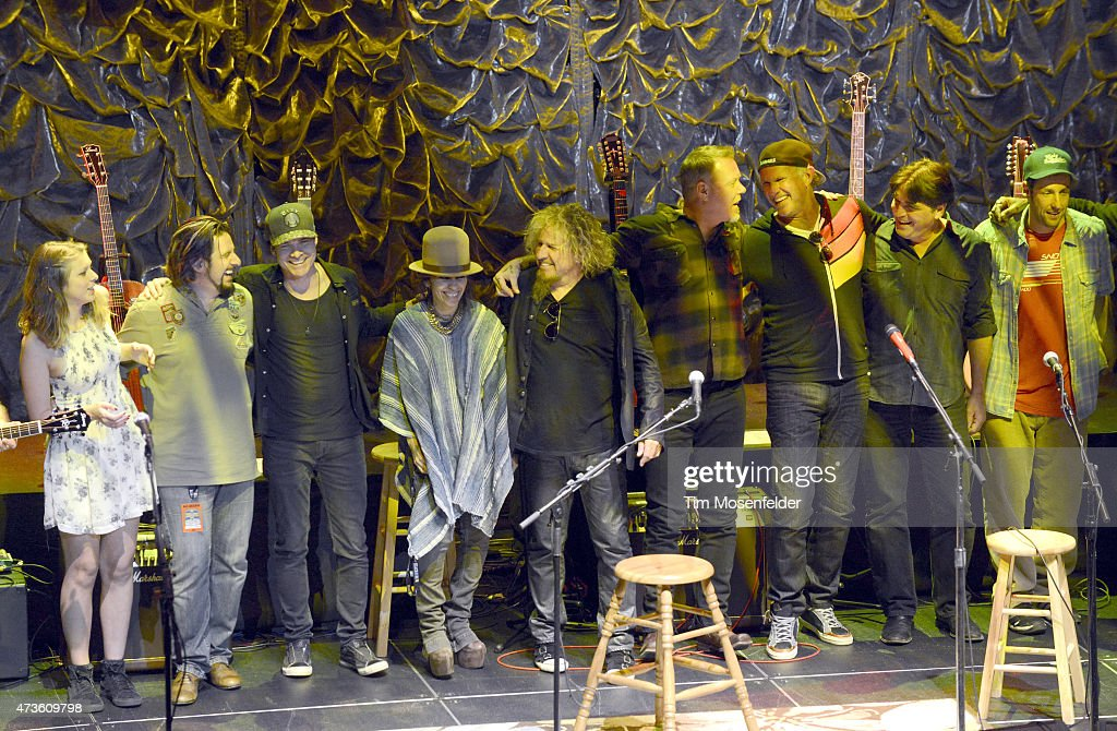 2nd Annual 'Acoustic-4-A-Cure' Benefit Concert : News Photo