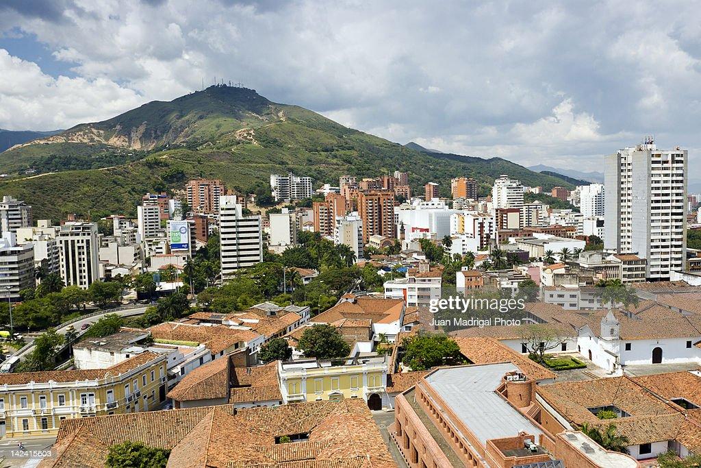Cali, Valle del Cauca : Stock Photo