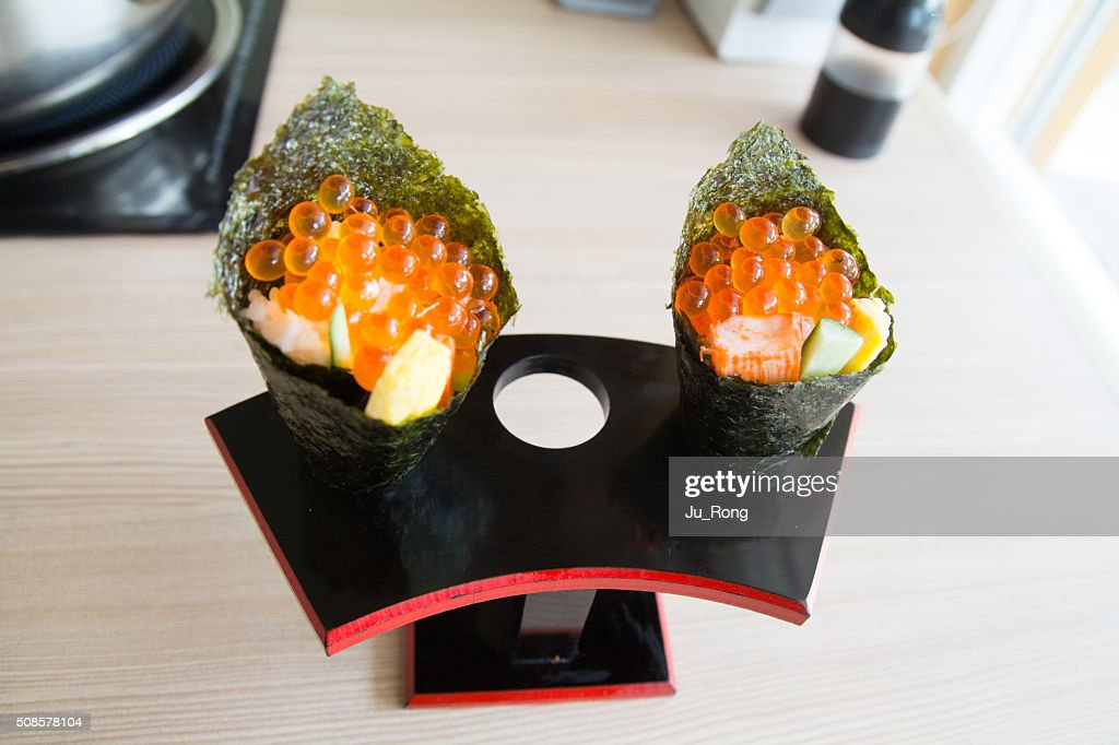 Califonia maki : Stock Photo