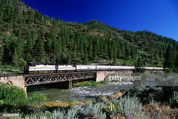 California, American Orient Express Near Farad.