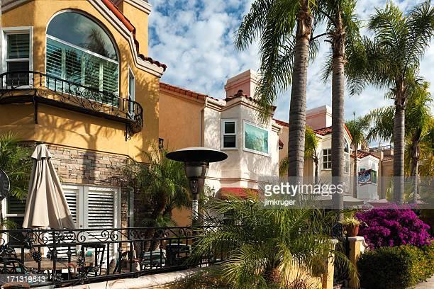 California beach rental homes.