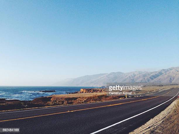 California Big Sur Highway