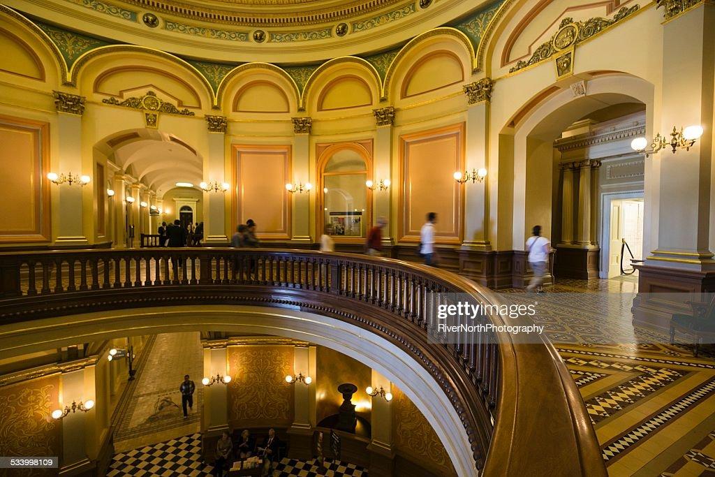 California Capitol Building : Stock Photo