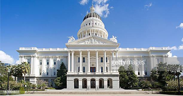 カリフォルニア州庁舎の 1 - サクラメント ストックフォトと画像