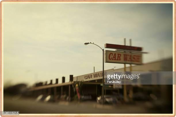Lavage de voiture en Californie