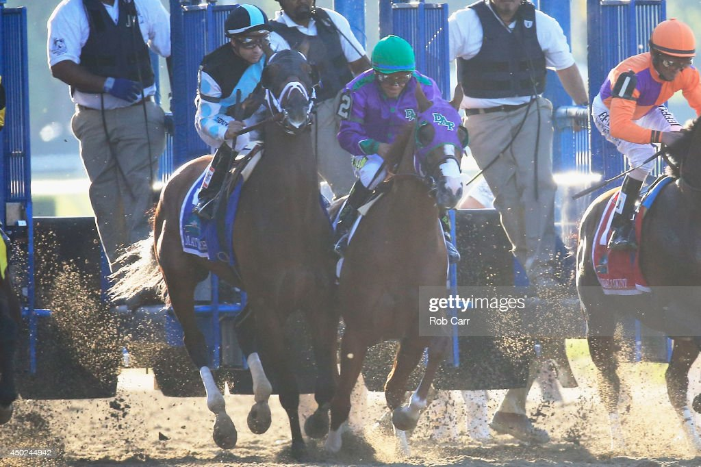 2014 Belmont Stakes : News Photo
