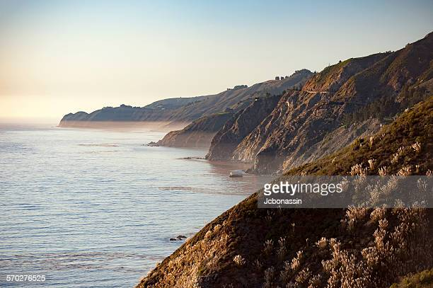 california coast landscape - jcbonassin stock pictures, royalty-free photos & images