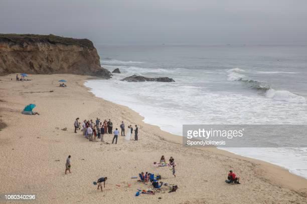 California Coastline at Half Moon Bay