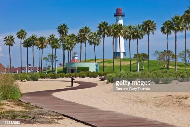 california coastline - long beach california stock pictures, royalty-free photos & images