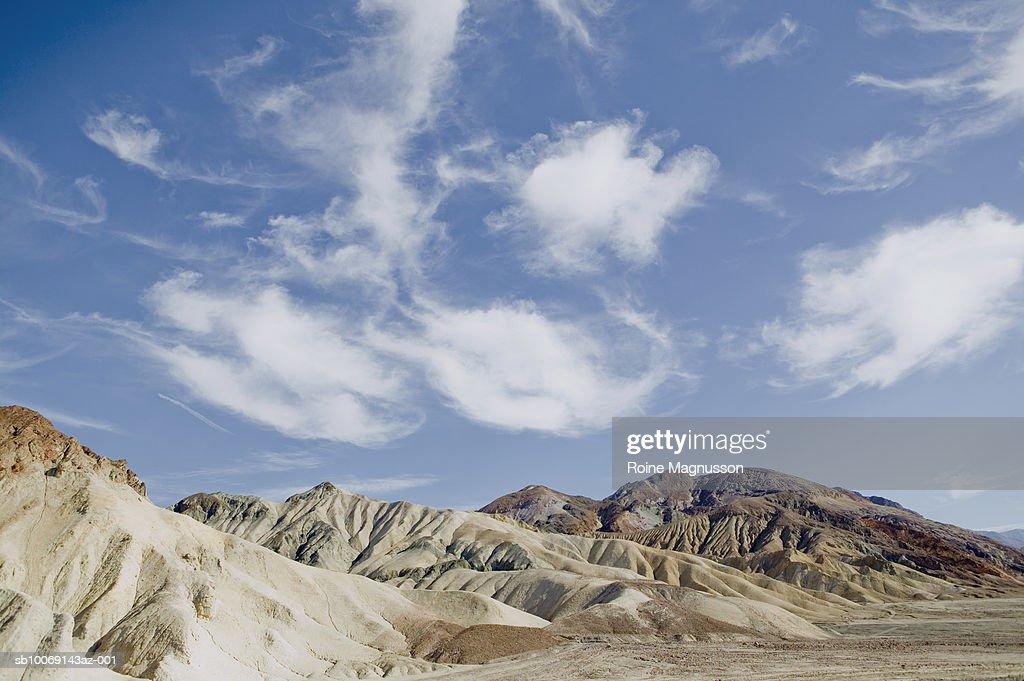 USA, California, Death Valley : Stockfoto
