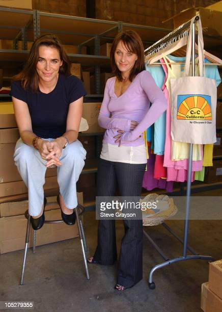 CC California designers Claire Stansfield and Cheyann Benedict