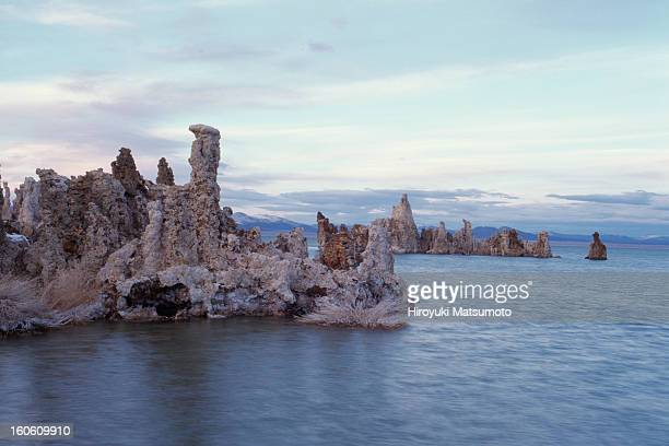 USA, California, Eastern Sierra, Mono Lake