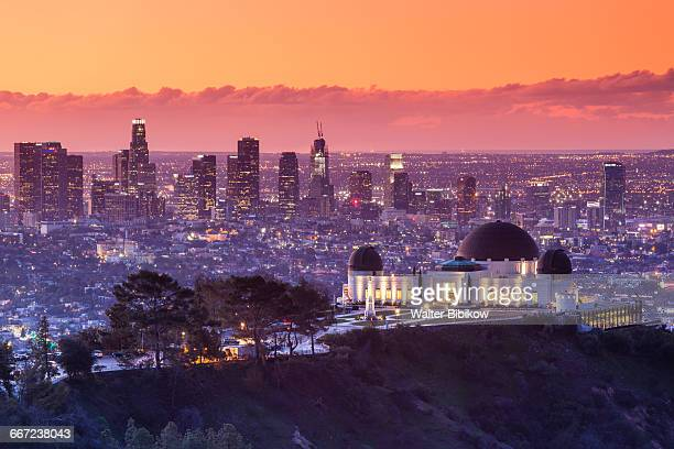 usa, california, exterior - griffith park stock pictures, royalty-free photos & images