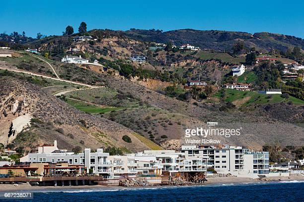usa, california, exterior - malibu stock pictures, royalty-free photos & images