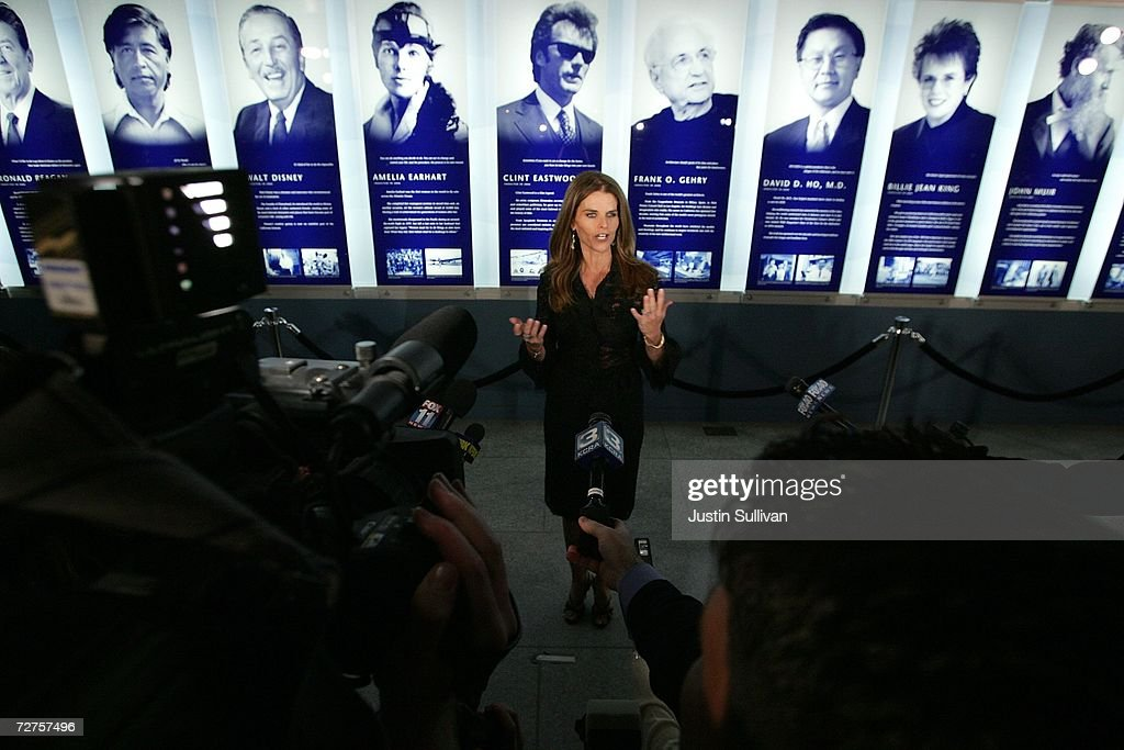 Schwarzenegger Inducts Local Luminaries Into First California Hall Of Fame : News Photo