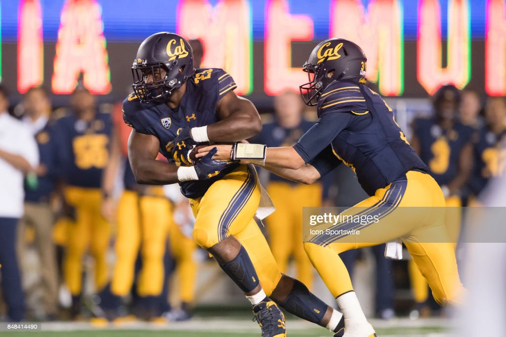 COLLEGE FOOTBALL: SEP 16 Ole Miss at Cal : News Photo