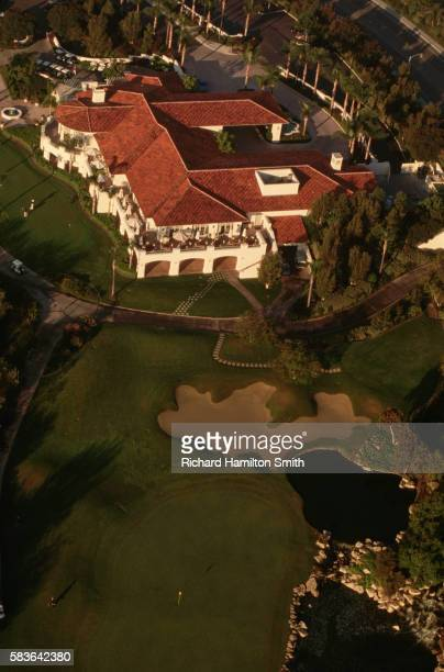 California Golf Course and Clubhouse
