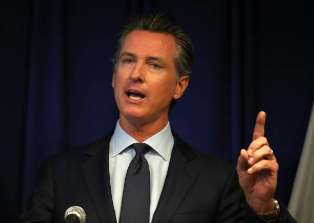 CA: California Gov. Newsom And CA Attorney Gen. Becerra Hold News Conference Responding To Trump Revoking State's Emissions Waiver