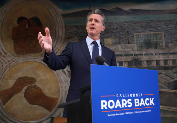CA: California Governor Newsom Unveils His Economic Recovery Package For The State