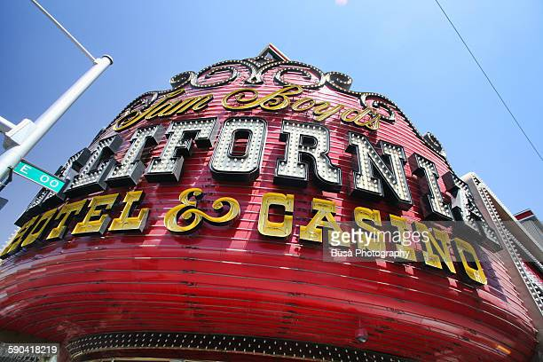 California Hotel & Casino in Downtown Las Vegas