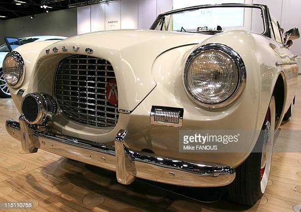 California International Auto Show in Anaheim United States on October 05 2005 1956 Volvo P1900 Sport at the California International Auto Show at...