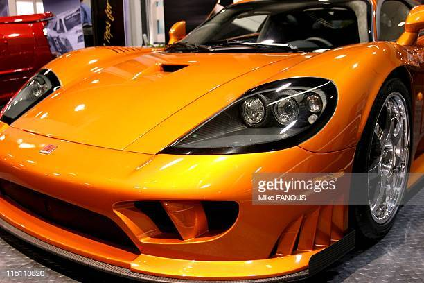 Saleen S7 Twin Turbo Stock Photos And Pictures Getty Images