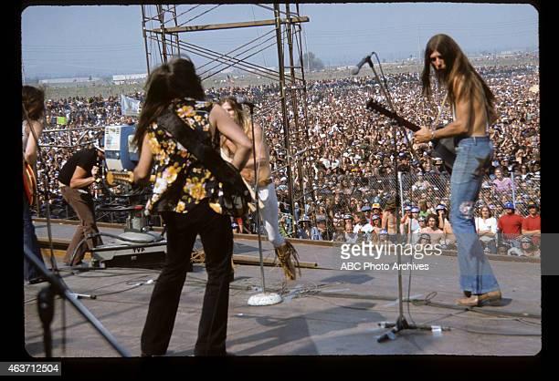 IN CONCERT California Jam Concert Coverage Airdate April 6 1974 ARKANSAS