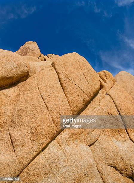 USA, California, Joshua Tree National Park, Rock formations