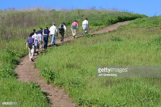 California, Laguna Niguel Regional Park, Navy Seals Hike, Corporate Retreat Event.