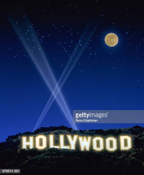 USA, California, Los Angeles, Hollywood sign