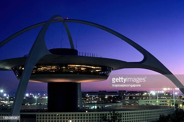 usa california, los angeles, international airport - lax airport stock pictures, royalty-free photos & images
