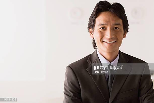 USA, California, Los Angeles, Portrait of businessman
