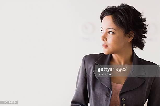 USA, California, Los Angeles, Portrait of businesswoman