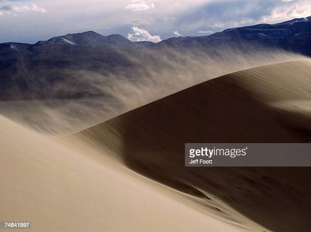 USA, California, Mojave Desert, Eureka Dunes