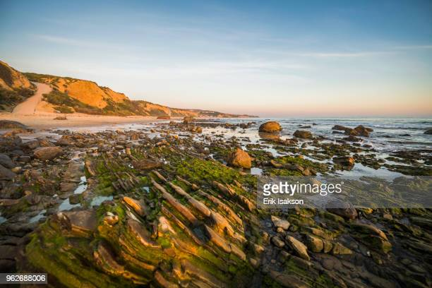 usa, california, newport beach, rocky beach - newport beach stock pictures, royalty-free photos & images