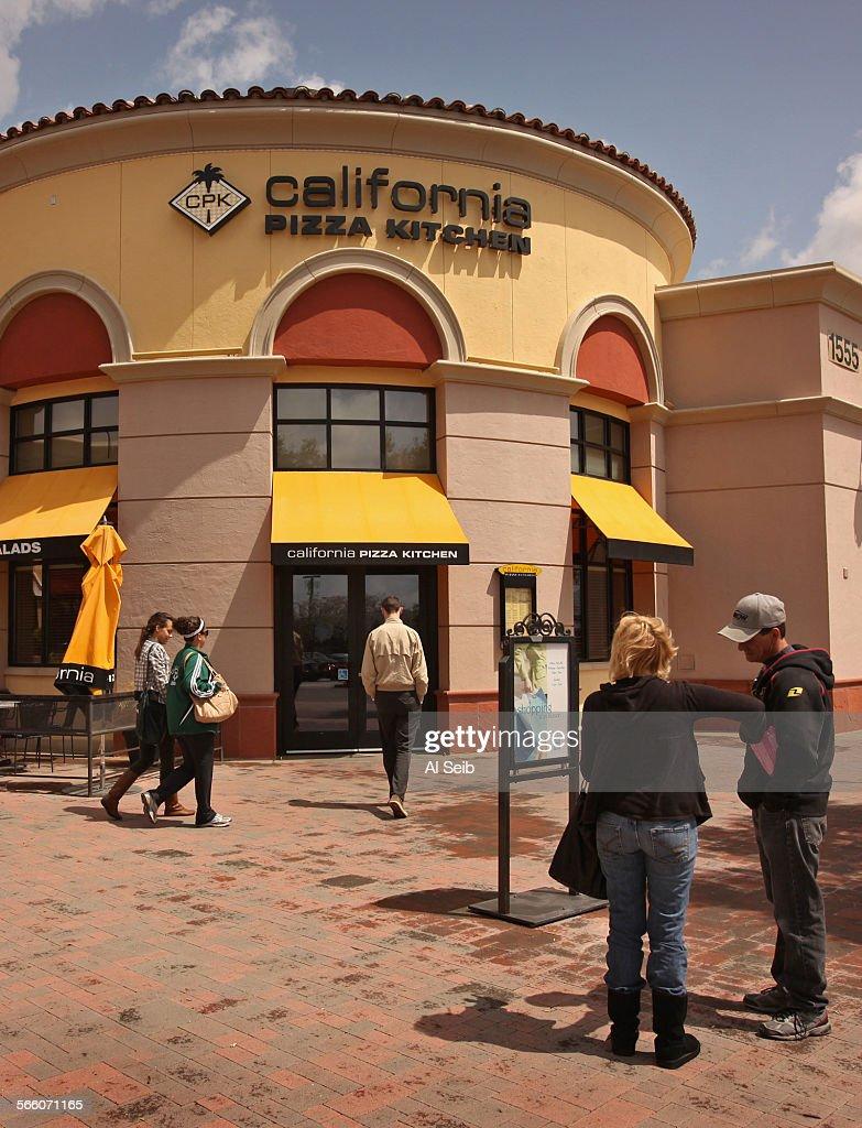 Contemporáneo California Pizza Kitchen Northgate Composición - Como ...